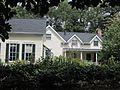 Cora Beck Hampton House; side that faces Commerce.jpg