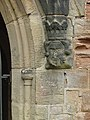 Corbel, Bilborough Church - geograph.org.uk - 606888.jpg