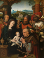 Cornelis van Cleve - Adoration of the Magi.png