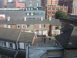 Coronation Street set October 2007.jpg