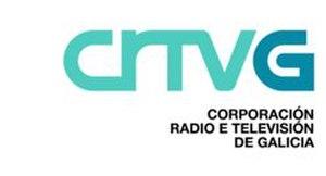 Compañía de Radio Televisión de Galicia - Image: Corporacion Television Galicia