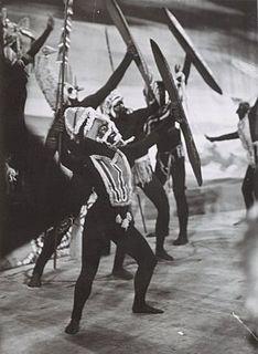 <i>Corroboree</i> (ballet) ballet