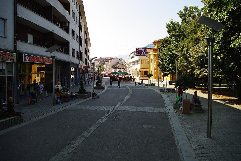 Corso in Loznica