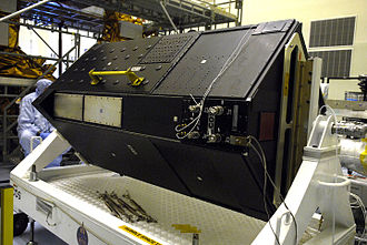 STS-125 - The Cosmic Origins Spectrograph in the cleanroom.