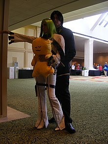 Cosplay - AWA15 - C2 and Lelouch Lamperouge (3982457055).jpg