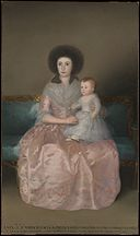Countess of Altamira and her Daughter by Goya.jpg