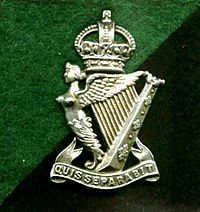 Crest of the Royal Ulster Rifles