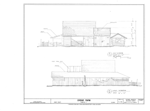 Crews Farm, Macclenny, Baker County, FL HABS FL-398 (sheet 16 of 24).png