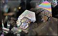 Cristal Carborandum, Carborundum, Moissanite artificielle FL GLAM MHNL 03.JPG