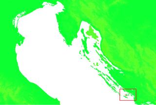 Kakan (island) island in Croatia