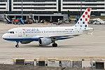 Croatia Airlines, 9A-CTH, Airbus A319-112 (35723399956).jpg