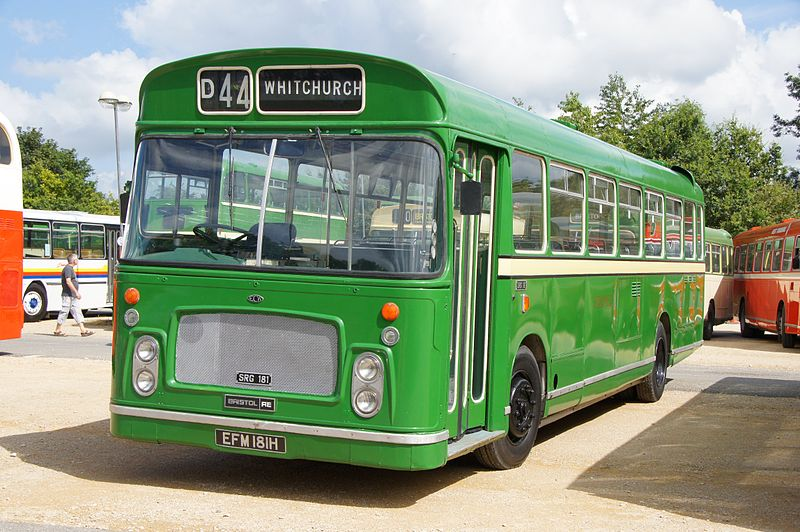 File:Crosville bus SRG181 (EFM 181H), 2012 Bristol Vintage Bus Group open day.jpg