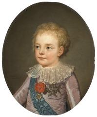 Crownprince, Le Dauphin, Louis-Joseph-Xavier-François of France (1781-1789)