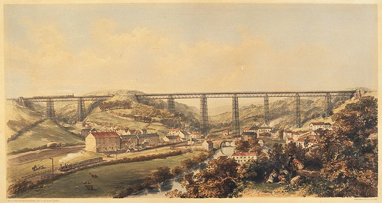 Crumlin Viaduct, on the Taff Vale Extension of the West Midland Railway.jpeg