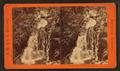 Crystal Cascade, White Mountains, N.H, by J. W. & J. S. Moulton.png