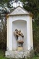 Csatár, Nepomuki Szent János-szobor 2021 02.jpg