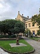 Universidade Cussonia Court de Melbourne 2018