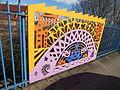 Cutting Edge - railings designed by Anuradha Patel - Northbrook Street, Ladywood (25262578955).jpg