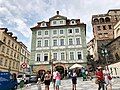 Dům U Zlaté Hvězdy, Hradčany, Praha, Hlavní Město Praha, Česká Republika (48791166266).jpg