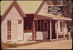 Decker Post Office and General Store