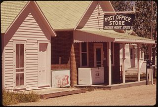 Decker, Montana Unincorporated community in Montana, United States