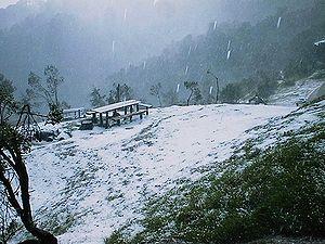 Chalatenango Department - El Pital mountain