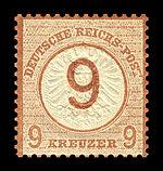 DR 1874 30 gr Brustschild Aufdruck 9 Kreuzer.jpg