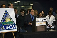 United Food and Commercial Workers - Wikipedia