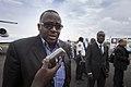 DSRSG Fidele Sarassoro at Goma airport (7158277206).jpg