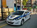 Damyang Police Patrol car.JPG