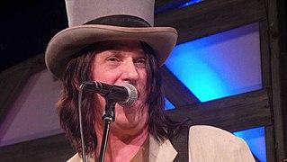 Dan Baird American musician