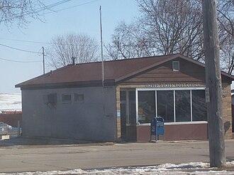 Dane, Wisconsin - Image: Dane Wisconsin Post Office