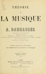 Adolphe Danhauser: Théorie de la musique