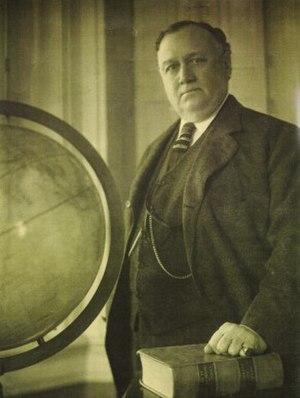 Daniel Barringer (geologist) - Image: Daniel Barringer