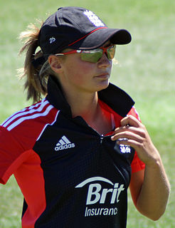 Danielle Wyatt English cricketer