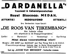 Newspaper advertisement