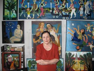 Daria Vassilyanska Bulgarian painter