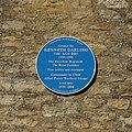 Darling KT BluePlaque Chesterton VicarageFarmhouse.jpg