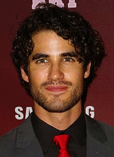 Darren Criss American actor, singer, and songwriter