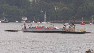 Dartmouth Lower Ferry - Image: Dartmouth Lower Ferry 689