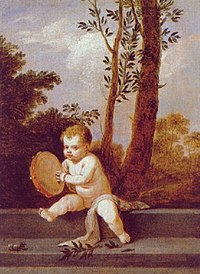 David Teniers the Younger - Little Tambourine Player.jpg