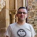 David Thiérrée, Rencontres de l'imaginaire de Brocéliande 2013, Paimpont, France.jpg