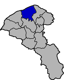 Location of Dayuan