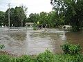 DeKalb Il Kishwaukee River Flood5.JPG