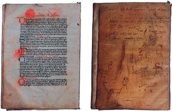 Dating parchment