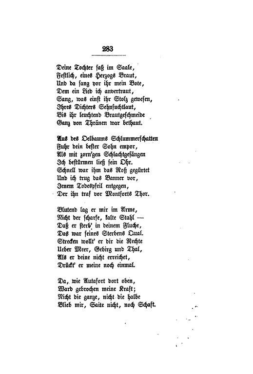 Filede Gedichte Uhland 301jpg Wikimedia Commons