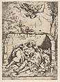 Death of St. Peter and St. Paul (Saint Pierre et Saint Paul dans le tombeau) MET DP818797.jpg