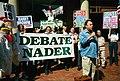 DebateCommissionProtest 2000.JPG