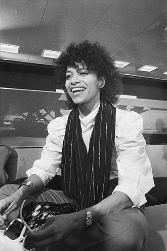 Debbie Allen - Allen in 1983