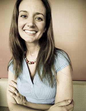 Debby Herbenick - Image: Debbie Herbenick by Bernard Gordillo